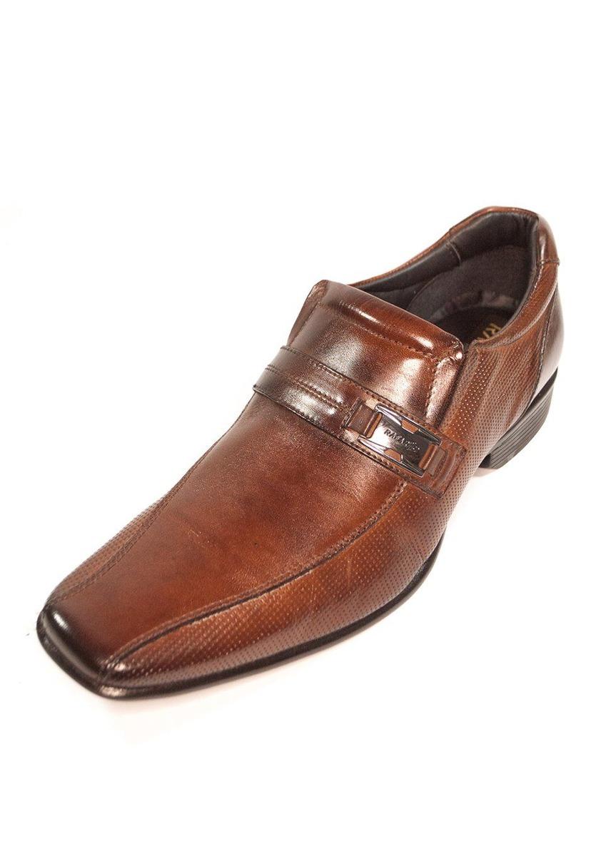 c12fc469ad sapato social rafarillo 34004 masculino couro marrom. Carregando zoom.
