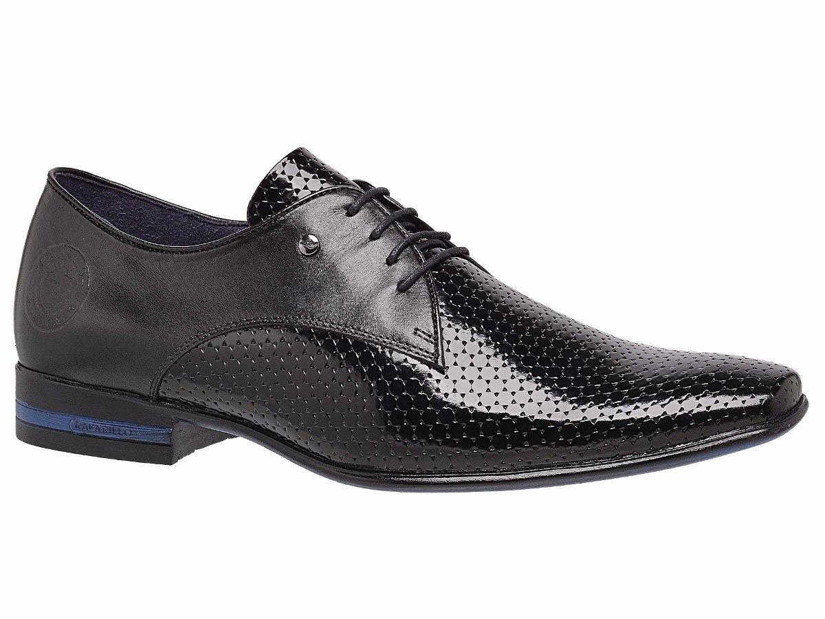 a906e871a9 sapato social rafarillo kit 4 em 1 couro masculino - preto. Carregando zoom.