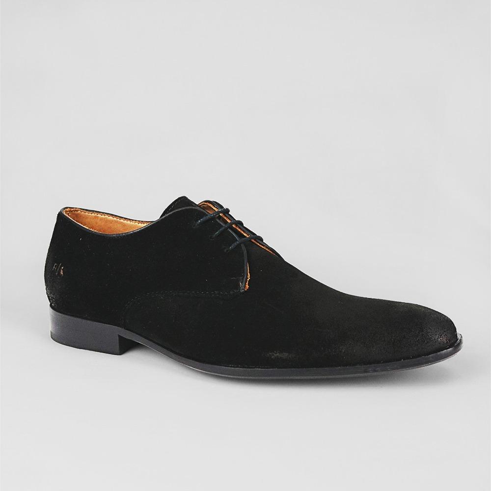 8fbf19793 sapato social reserva masculino camurça preto original. Carregando zoom.