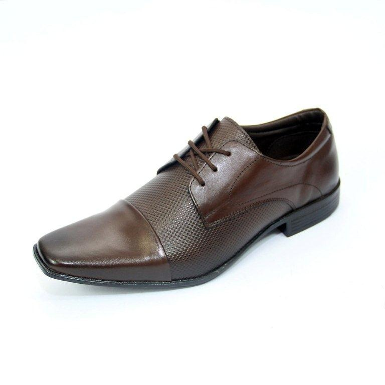 c53f2d97d Sapato Social Resistente Otimo Para O Dia A Dia Promoção - R  129
