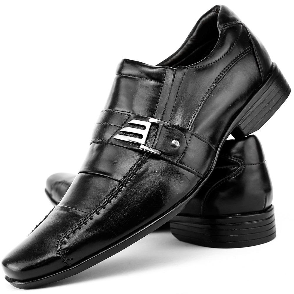 bbdf9671d7 Sapato Social Sapatenis Masculino Kit 4x1 Casual Oferta - R$ 109,90 ...