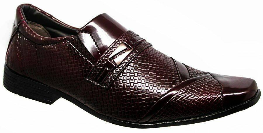 8beb3a8d9 sapato social sport fino terno masculino couro oferta promo. Carregando  zoom.