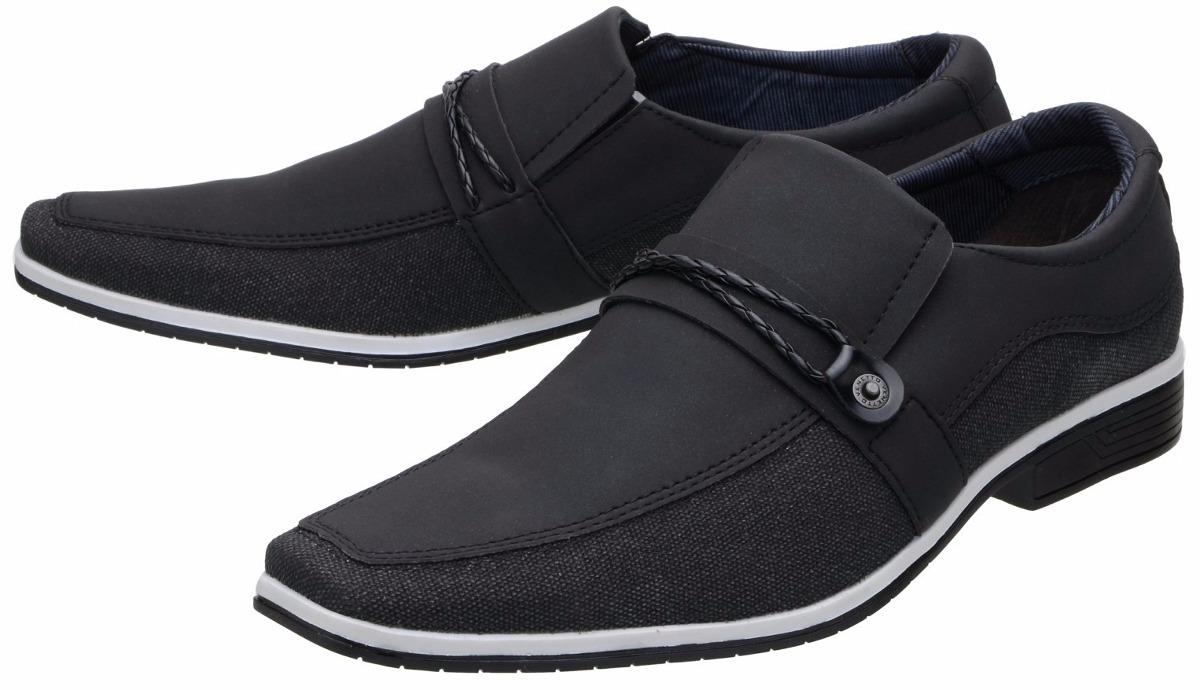 8a44ca6964a sapato social venetto thor confort masculino - 0312. Carregando zoom.