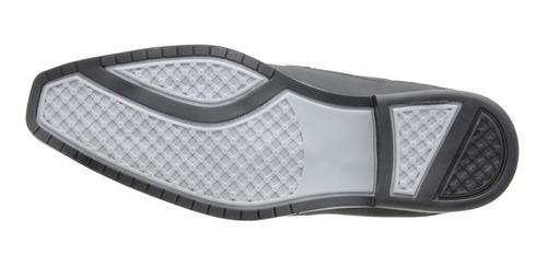 sapato social venetto thor confort masculino italiano - 0315