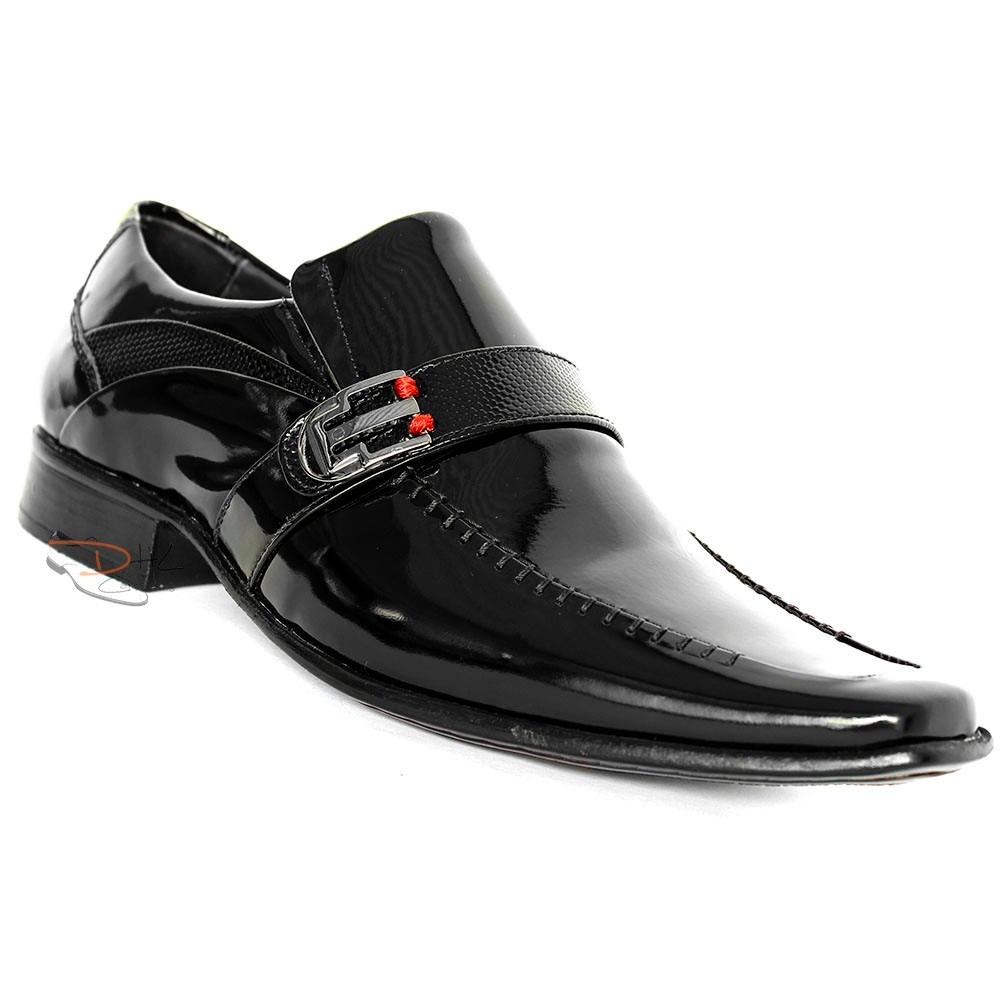 521a206a67 sapato social verniz alcalay lançamento franca dhl calçados. Carregando zoom .