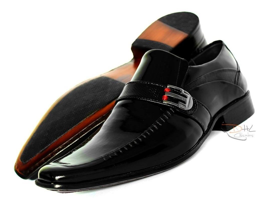 224e8eed77 sapato social verniz alcalay lançamento franca dhl calçados. Carregando zoom .