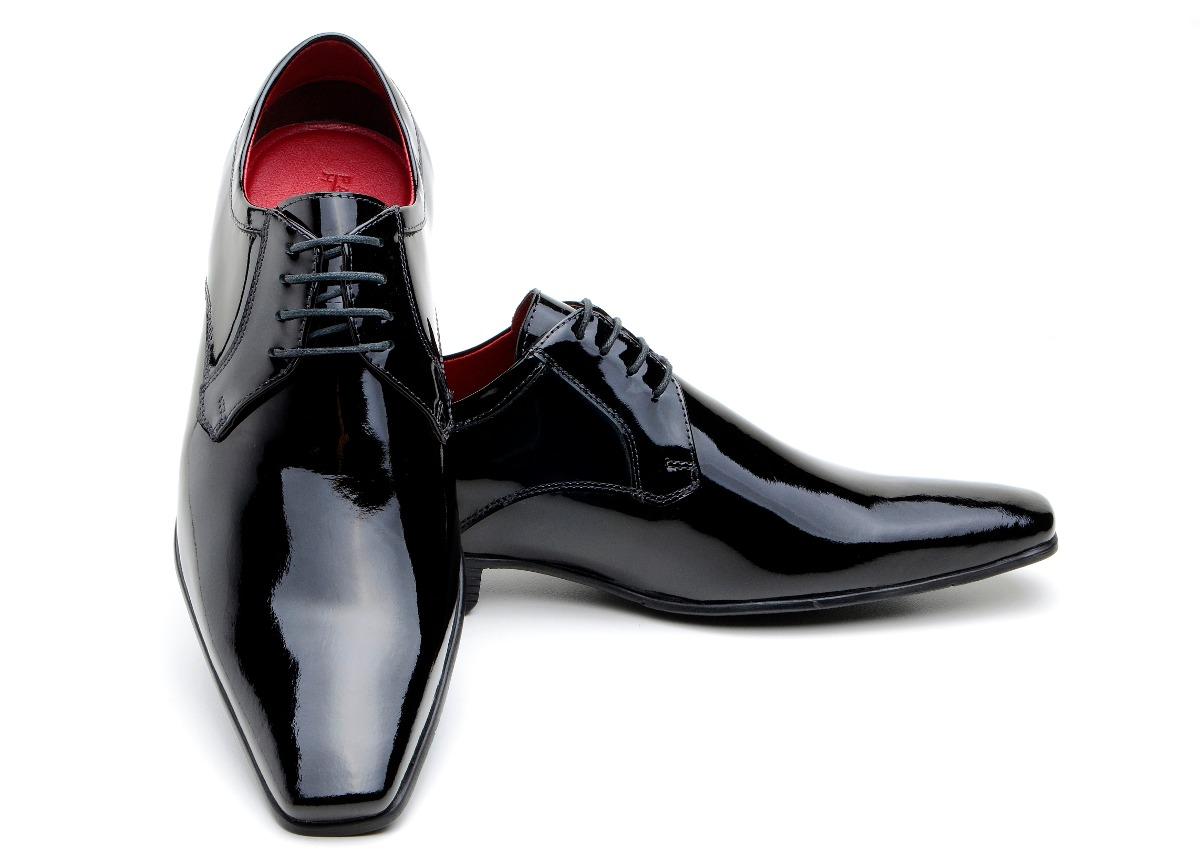 7b62275a9 sapato social verniz masculino casamento festas  formatura. Carregando zoom.
