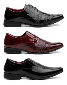 ff69f60b90 Kit Sabato Social - Sapatos com o Melhores Preços no Mercado Livre Brasil