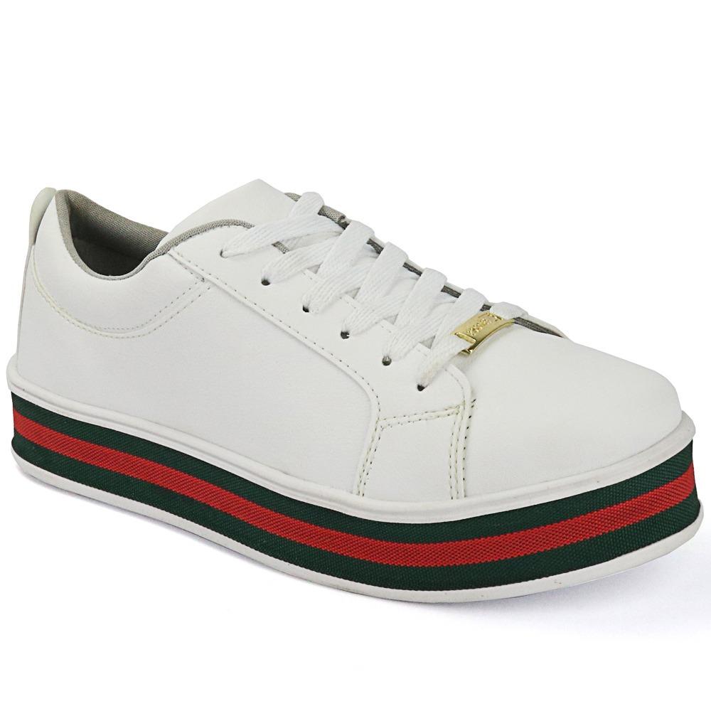 5e4339a3f55 sapato tênis feminino classic branco - ótimo preço. Carregando zoom.