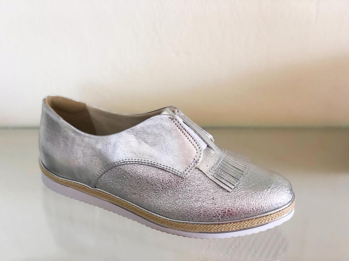 41e8cd50f sapato tênis feminino comfortflex 1764305 prata original. Carregando zoom.
