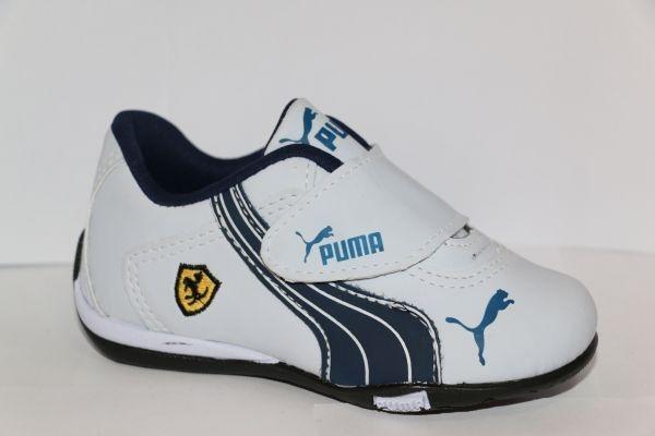 3f8919d95dd Sapato Tênis Puma Ferrari Velco Infantil Masculino Promoção - R  58 . 3530aaf15765f