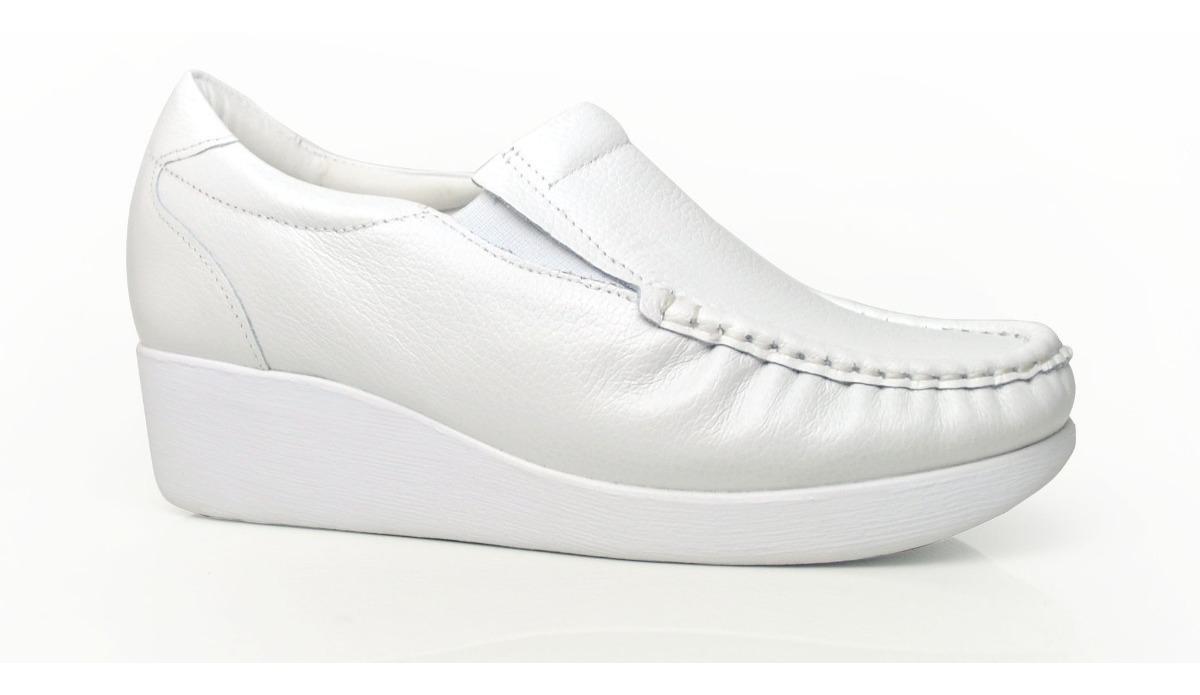 429051e15 Sapato Usaflex 5743 Branco - R$ 209,99 em Mercado Livre