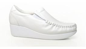 c786e9cb2 Sapato Branco Enfermagem Usaflex Feminino - Sapatos com o Melhores Preços  no Mercado Livre Brasil