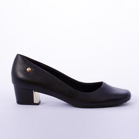 66a14cc7e Sapataria Casa Pio Sapato Social Feminino Usaflex - Sapatos com o Melhores  Preços no Mercado Livre Brasil