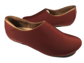 f182cfc7e Dorothy Sapato Vermelho Mocassins Usaflex - Sapatos para Feminino ...