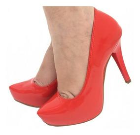 160977655 Scarpin Meia Pata Fechado - Sapatos com o Melhores Preços no Mercado ...