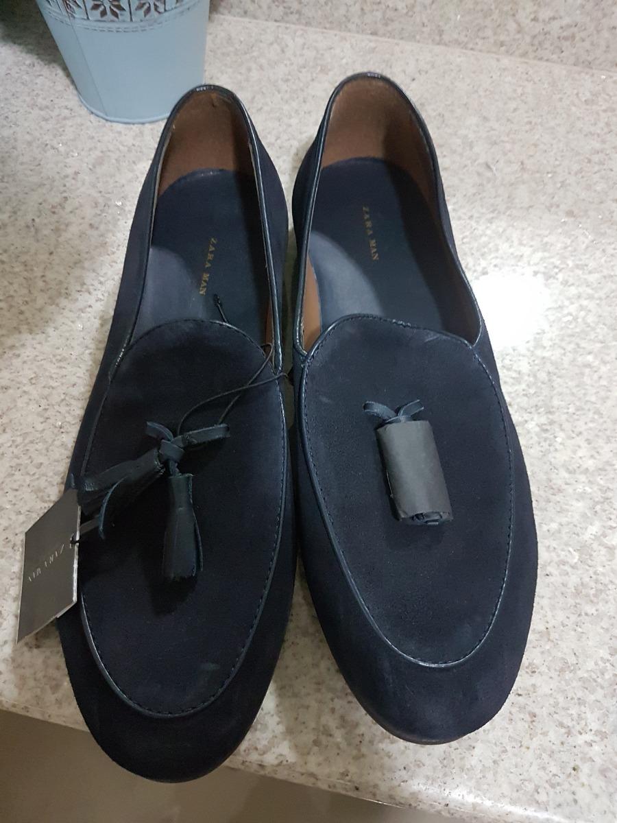 Sapato Zara Masculino Loafer Mocassim R 189 00 Em