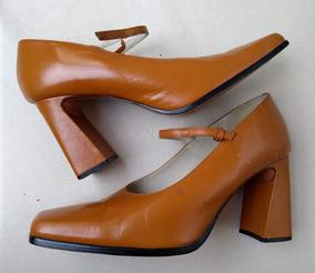 a63c40b8f Sapato Boneca Bico Salto Quadrado - Sapatos com o Melhores Preços no ...