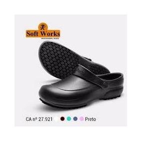 9d31ca4a4a Tamanco Soft Works - Sapatos no Mercado Livre Brasil