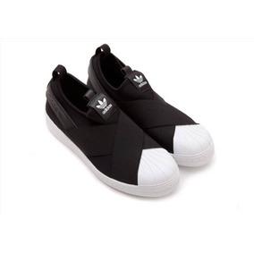 62abde7fcf2 Tenis Slip On Infantil Adidas Star - Sapatos no Mercado Livre Brasil