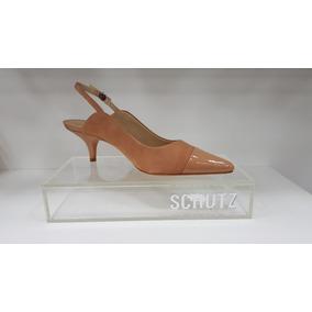 8a61ecb1f5 Sapato Schutz Feminino Social Em Couro Scarpin Lançamento. Paraná · Chanel  Nobuck Verniz-schutz - Scarpin Kitten Heel