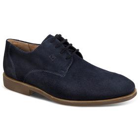 b767ce1cbf Sapato Social Oxford Inglês Camurça Masculino - Sapatos no Mercado Livre  Brasil