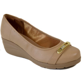 b6459d67c Sapato Azaleia Funny Decada De 80 - Sapatos Marrom claro no Mercado ...