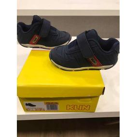 2d25d2b2b94 Tenis Infantil Klin Anatomico 34 - Sapatos no Mercado Livre Brasil