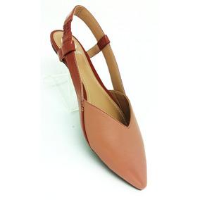 7217caea2 Sapato Zara Florido Feminino Dumond - Sapatos no Mercado Livre Brasil