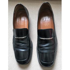 126ac36b920f8 Sapato Salvatore Ferragamo Tamanho 42 Masculino - Sapatos no Mercado ...