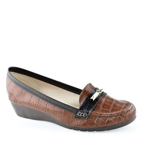 1dea3bf4df Mocassim Com Salto Moleca - Sapatos no Mercado Livre Brasil