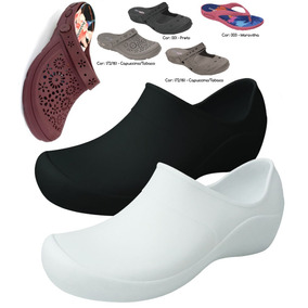 753767fe349 Kit Com 4 Sapatos Croc Boa Onda 1441 Su Feminino Original