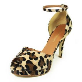 b936c1527d Meia Pata Raphaella Booz - Sapatos Laranja no Mercado Livre Brasil