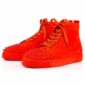 Sneaker Christian Louboutin Men Red Spikes