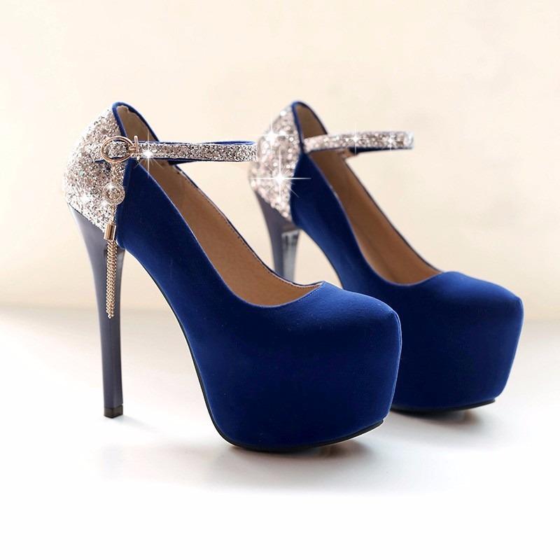 5564235931 sapatos casamento luxo importados salto alto - frete grátis. Carregando  zoom.