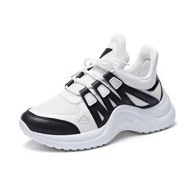 1a4cd43efd Sapato Com Amortecedor Feminino Mulher Sapatos Casuais - Sapatos no ...