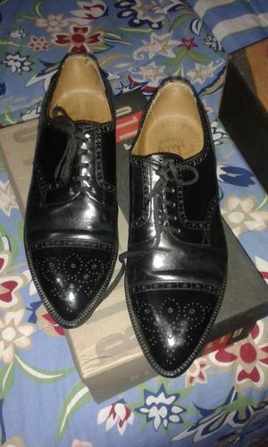 sapatos de cromo alemão
