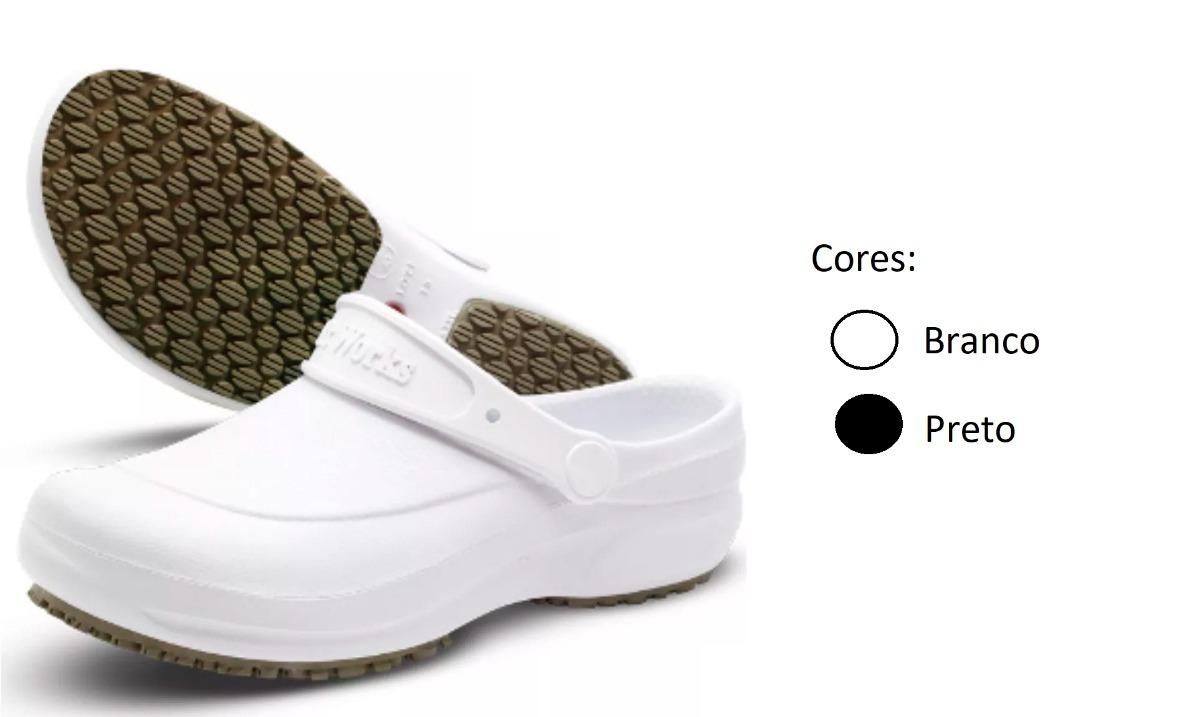 bb1db1506b sapatos eva cozinha industrial antiderrapante softworks epi. Carregando zoom .
