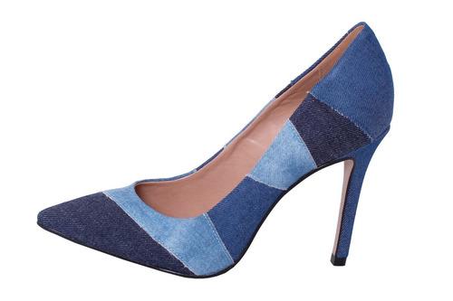 74934b802 Sapatos Feminino Scarpin Alto Fino 9320 Campeão De Vendas - R  149 ...