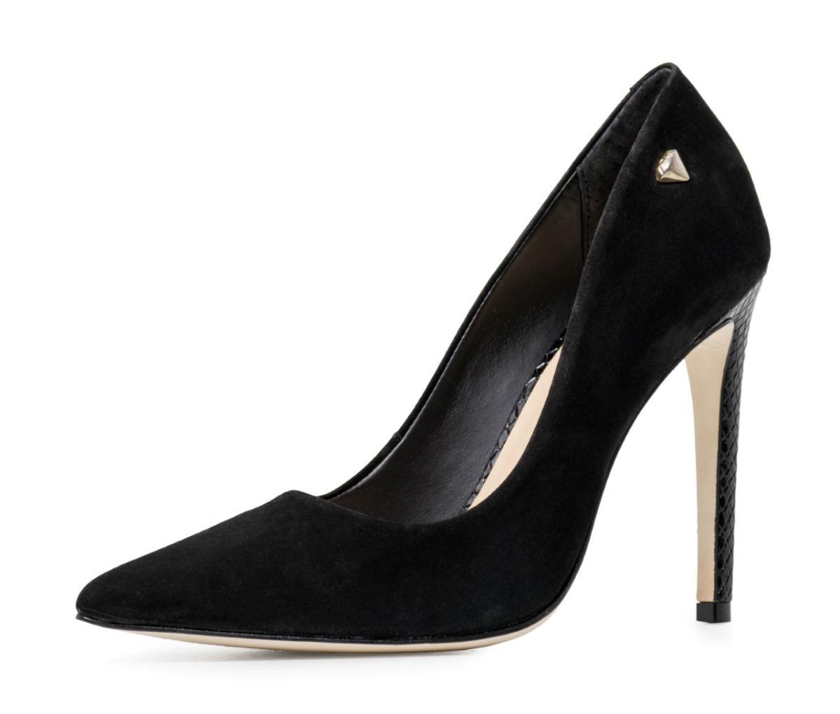 e8aebe8dc0 sapatos femininos bico fino 117618-3 tipo schutz. Carregando zoom.