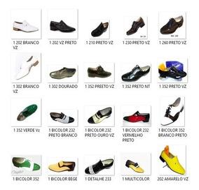 181234a08 Fabrica De Sapato Couro Jacar Verniz Rio Grande Sul - Sapatos com o  Melhores Preços no Mercado Livre Brasil