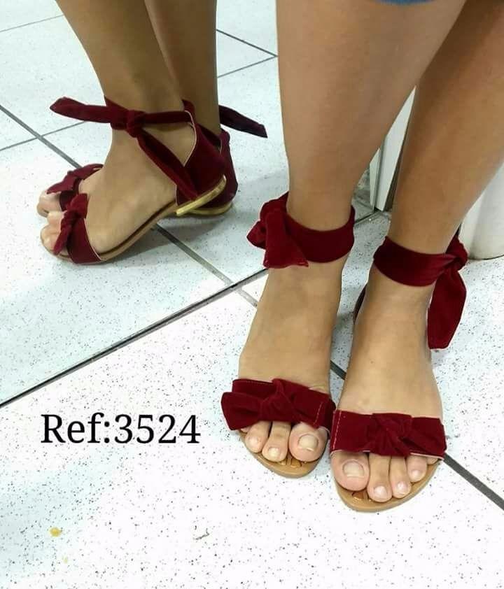 00380cad9b Sapatos Femininos Rasteira Rasteirinhas Calçados Feminino - R  48