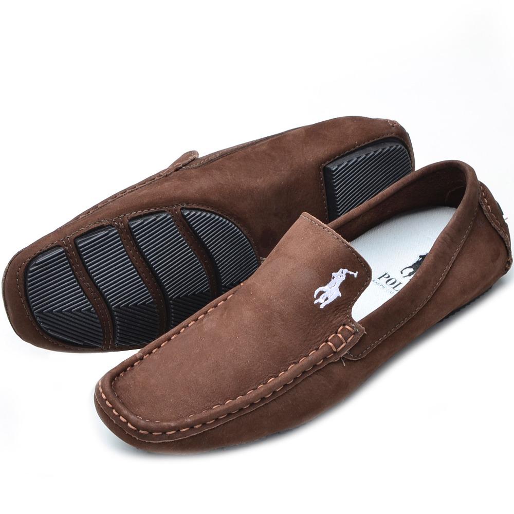 df8bcb121 Sapatos Sapatilha Polo Couro Em Oferta Atacado - R$ 69,90 em Mercado ...