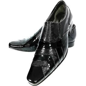 c8419ad8a Sapato Social Masculino Executivo De Couro Gofer Calçados - Calçados ...
