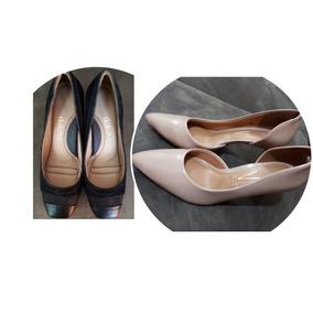 2376645b80 Kit Mocassim Feminino Scarpins - Calçados