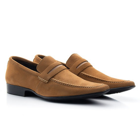 a0589dffc9 Sapato Social Masculino - Sapatos para Masculino Laranja claro no ...