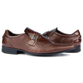779e63c933b Sapato Oxford Masculino Marrom Verniz - Sapatos no Mercado Livre Brasil