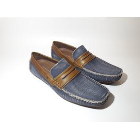 2bdaaa6175 Sapato De Lona De Caminhão Masculino Mocassins - Sapatos no Mercado ...