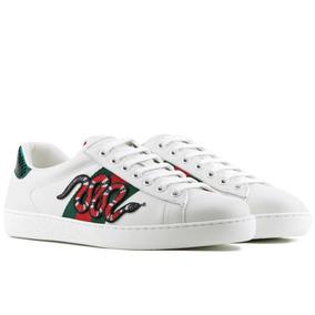 45f5c848b63 Tenis Gucci Ace Masculino - Calçados