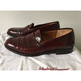 b34030b496306 Sapato Salvatore Ferragamo Originalissimo Masculino - Sapatos para ...